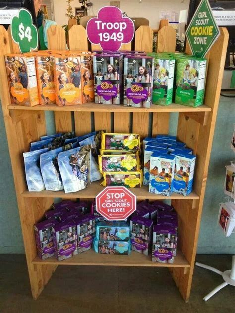 Shelf Of Scout Cookies the 25 best scouts ideas on scout