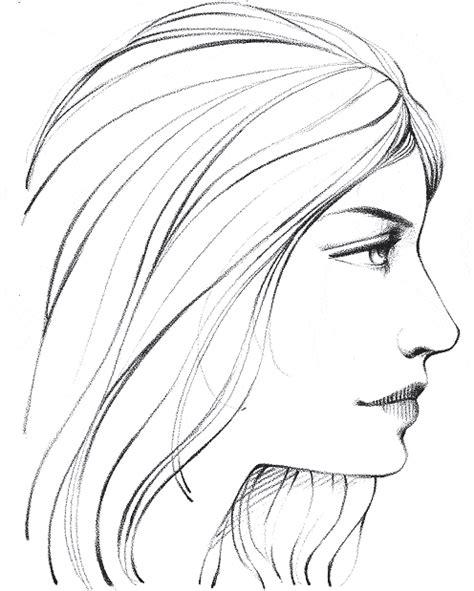 imagenes para dibujar mujeres mujer para dibujar imagui