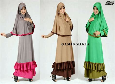 Inner Jilbab By Grona Collections busana muslim gamis a collection of s fashion ideas to try shirt models and lace