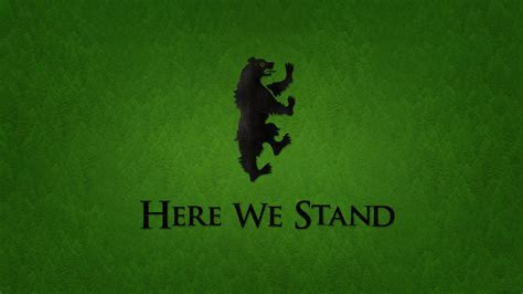 House Mormont A Song Of Ice And Fire Wallpaper 29966005 Fanpop