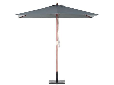 Umbrella Maxy By Galery Chori garden parasol patio umbrella wooden 144 x 195 cm anthracite flamenco beliani fi