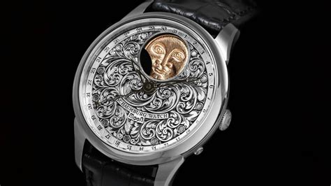 Handmade German Watches - do all moon phase dials look strange page 2