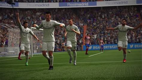 Bd Ps4 Fifa 17 Ultimate Team Second fifa 16 review ps4 and xbox one release date arrives