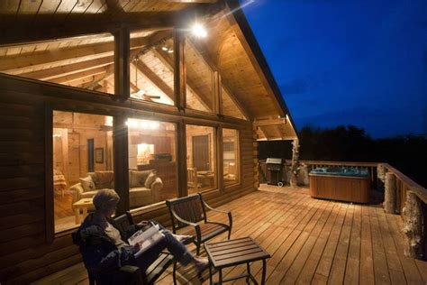 Ponca Arkansas Cabins by Cabin X Buffalo National River Cabins Canoeing In