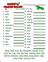 Christmas activities and lesson plans