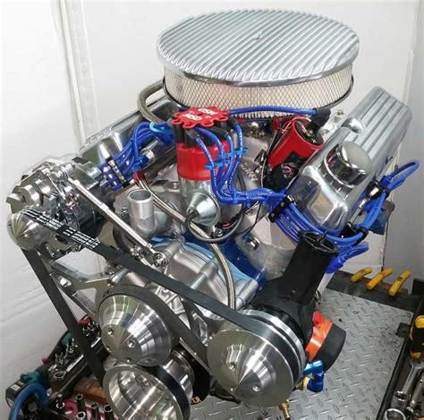 ford stroker motors ford 302 turnkey ready to run engine