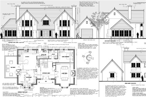 House Design Drawings Uk Design Build Pros Architect Versus Our Design And
