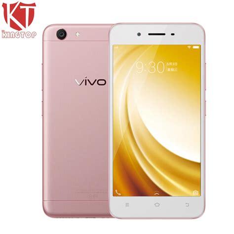 Promo Tpu Vivo Y53 2017 5 0 Inchi Softcase Shining List Chro kt new vivo y53 mobile phone 5 0 inch snapdragon 425 1 4 ghz 2gb ram 16gb rom android