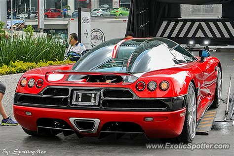 koenigsegg mexico koenigsegg ccx spotted in mexico city mexico on 06 06 2015
