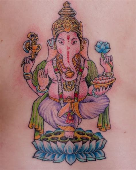 ganesha tattoo buddhist 102 best shri ganish tattoo images on pinterest indian