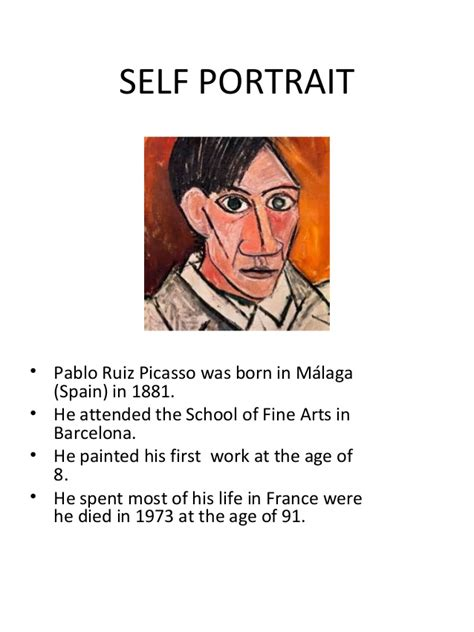 picasso biography for middle school pablo picasso 2