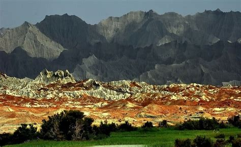 colorful mountains colorful mountains of tabriz iran home page