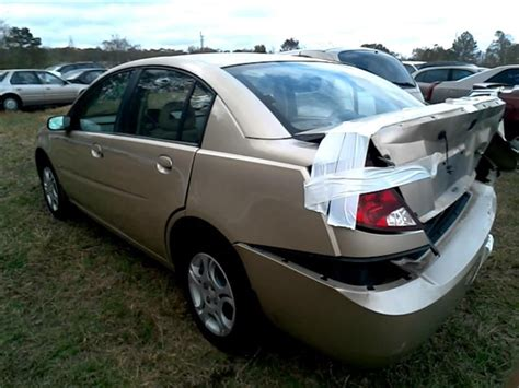 2004 saturn ion parts used 2004 saturn ion front ion fender part 491164
