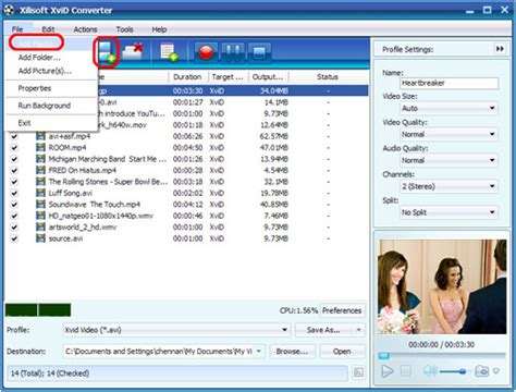 download youtube xvid how to convert xvid to mp4