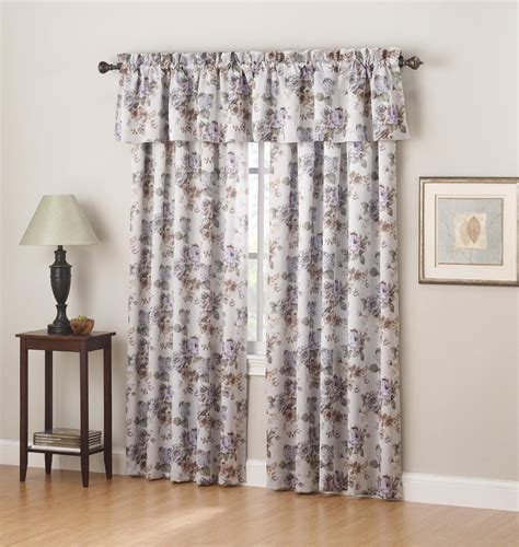 sears panel curtains jillian room darkening curtain panel print privacy first