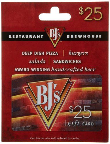 bj s restaurant gift card 25 shop giftcards - Bjs Gift Card