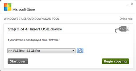 cara membuat bootable windows 7 usb flashdisk cara membuat bootable windows 7 di flashdisk mudah dengan