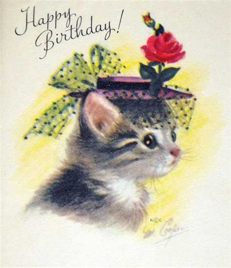 6281635318 a77746b138 z jpg the gallery for gt birthday vintage card