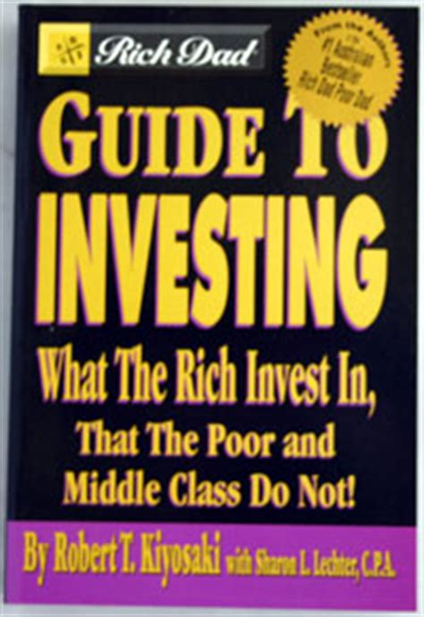 harriman s new book of investing the do s and don ts of the world s best investors books rich s guide to investing robert kiyosaki wealth