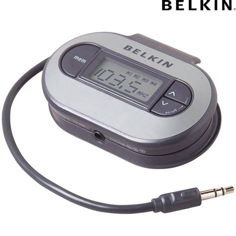 Radio Fm Transmitter Digital For Hp Samsung Dan Android Lainpromo digitalsonline belkin tunecast ii fm mobile transmitter