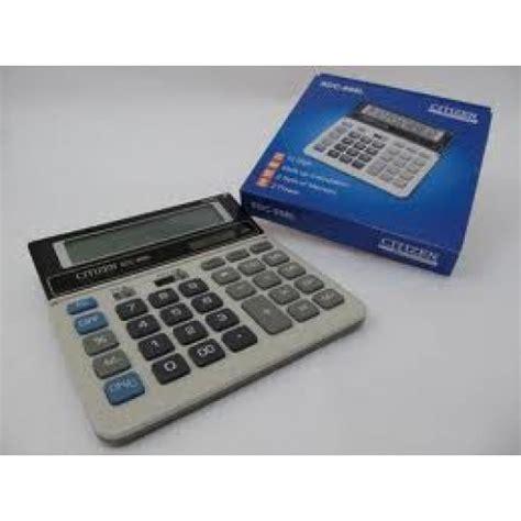 calculator citizen sdc 868l calculator citizen sdc 868l
