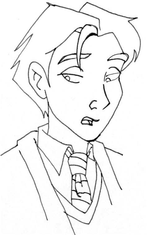 draco malfoy coloring pages coloring pages