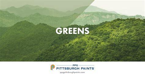 favorite green paint colors ppg pittsburgh paints green paint colors