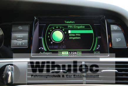 Audi Mmi Telefon Nicht Vorhanden by Audi Bluetooth Freisprecheinrichtung F 252 R Audi A6 4f Mit