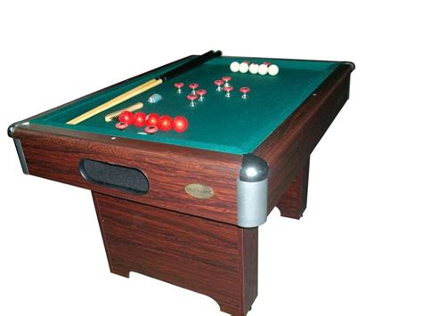Pool Tables by Berner Billiards Slate Bumper Pool Table In Walnut Free
