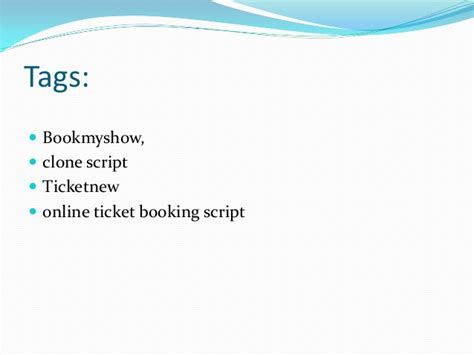 bookmyshow the script bookmyshow clone script ticketnew online ticket booking
