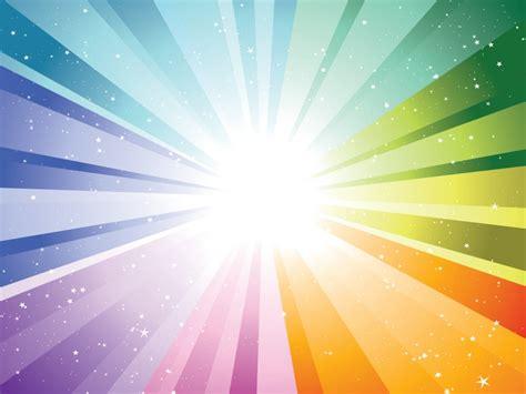 Color Explosion Presentation Template Backgrounds 3d Templates Free Ppt Backgrounds And Powerpoint Color Templates