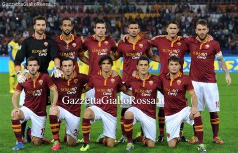 Calendario Cionato Serie A Inter Immagini Squadra Roma 2014 Calciatori Roma Chievo