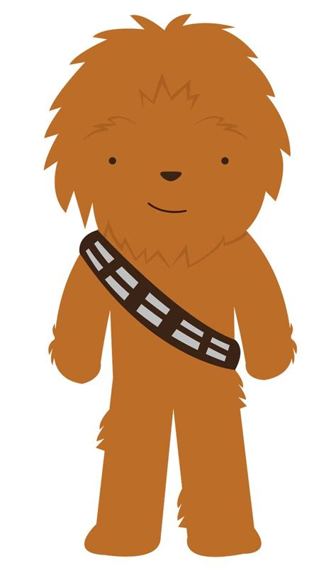 clipart wars baby clipart chewbacca pencil and in color baby clipart