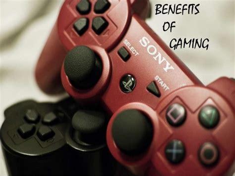 game design benefits benefits of gaming