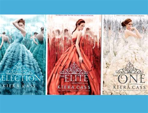 the selection series 1 the selection series one of my favorite trilogies i