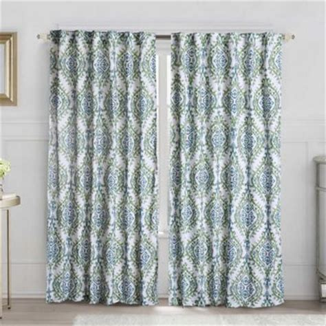 Teal Window Curtains Buy Teal Curtains From Bed Bath Beyond