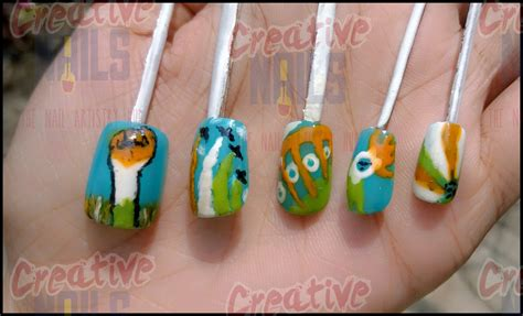 Creative Nails by Republic Day Nail Creative Nails