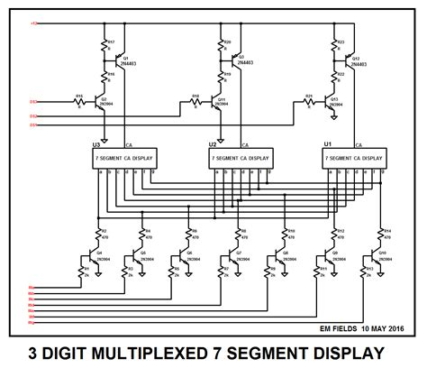 current limiting resistor for 7 segment display seven segment display current limiting resistors 28 images current limiting resistor for
