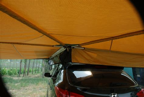 car roof awning car roof side awning 6702