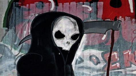 wallpaper graffiti skull grim reaper artwork skull graffiti hd wallpapers