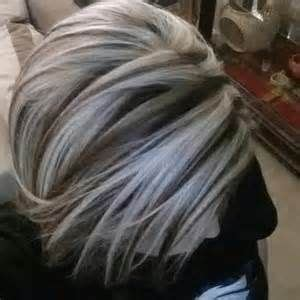 silver highlighted hair styles amazing silver highlights images and video tutorials