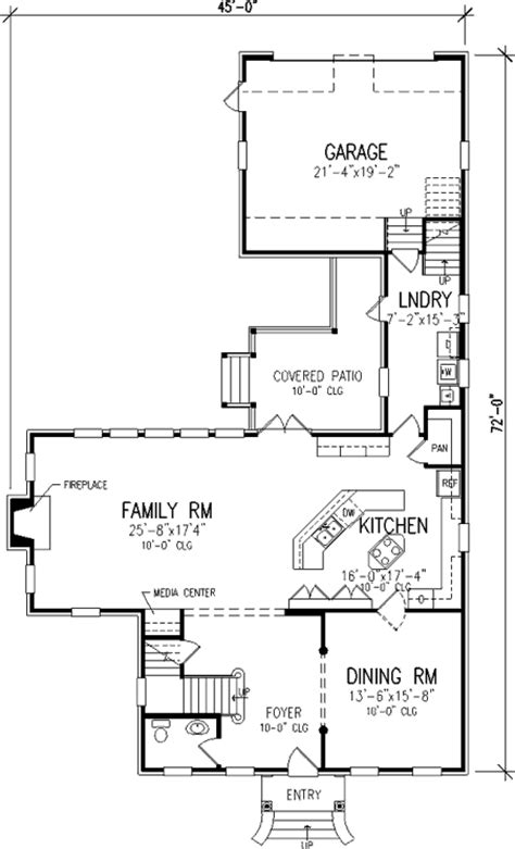 colonial style floor plans house plans reside in stately splendor in this gracious colonial style home