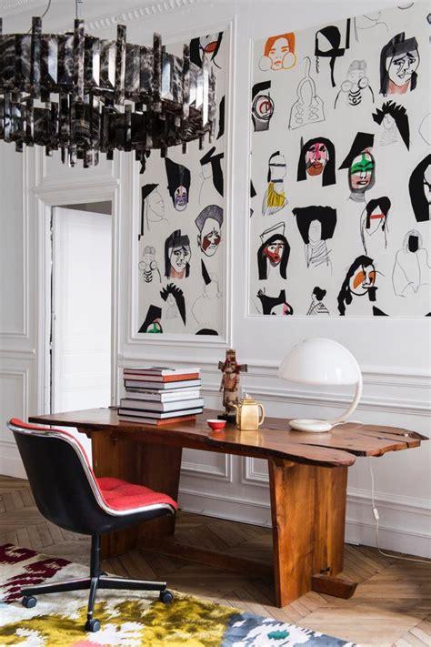 Tapete Wand Lösen by 10 Ideen F 252 R Ein Motivierendes Homeoffice Deco Home