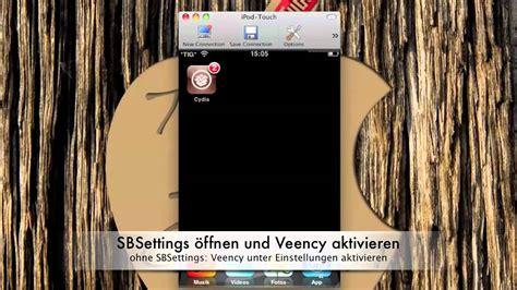 mac schreibtisch real vnc viewer ipod screen auf schreibtisch darstellen