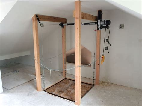 Garage Storage Lift Diy The 25 Best Garage Lift Ideas On Diy Garage
