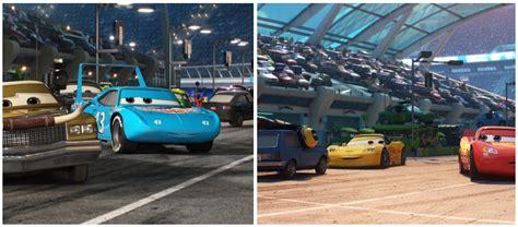 Cars King dan the pixar fan
