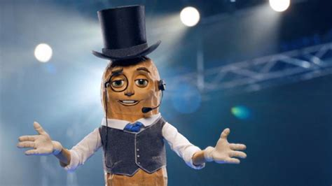 mr peanut motivational speaker wants you to respect the