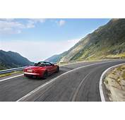 Jaguar F Type On The Worlds Greatest Driving Road