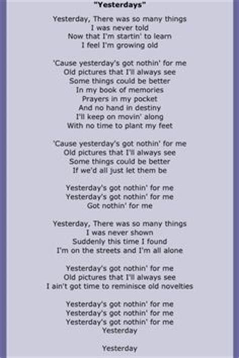 letters to your boyfriend guns n roses don t cry lyrics this is my ultimate 1474