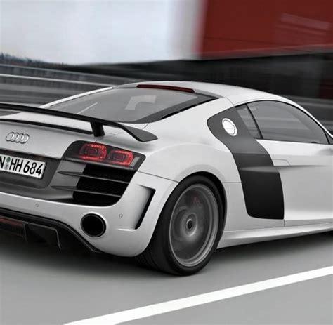 Audi Sportwagen by Sportwagen Audi R8 Gt Limitierter Supersportler Mit 560